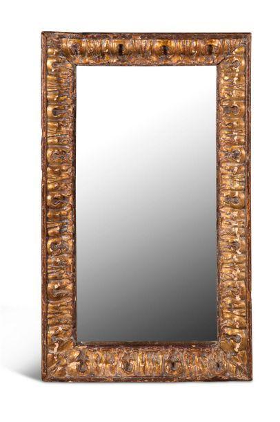 Miroir de forme rectangulaire
