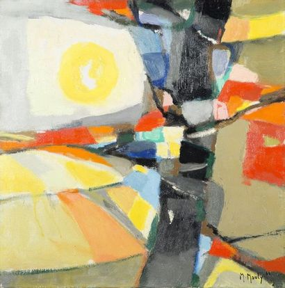 Marcel Mouly (1918-2008)