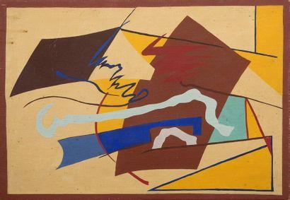 Richard MORTENSEN (1910-1993)
