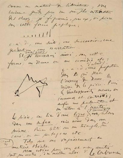 LE CORBUSIER, CHARLES-ÉDOUARD JEANNERET-GRIS DIT (1887-1965)