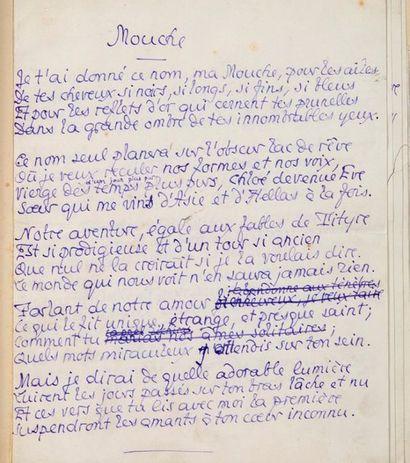 LOUŸS PIERRE (1870-1925) - RÉGNIER MARIE DE (1875-1963)