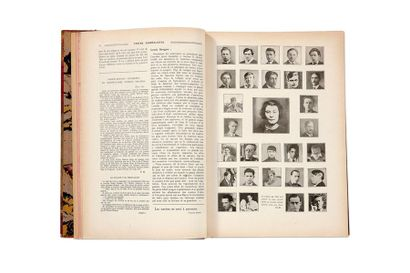 REVUE The Surrealist Revolution. Paris, December 1924 - December 1929. In-4, half...