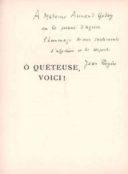 JEAN ROYÈRE (1871-1956)