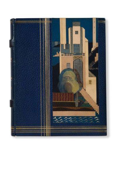 SCHMIED FRANÇOIS-LOUIS (1873-1941) - MARDRUS JOSEPH-CHARLES (1868-1949)
