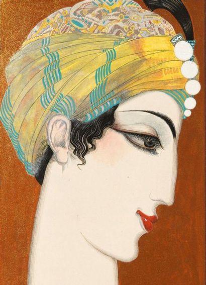 SCHMIED FRANÇOIS-LOUIS (1873-1941) - MARDRUS JOSEPH-CHARLES (1868-1949) Story of...
