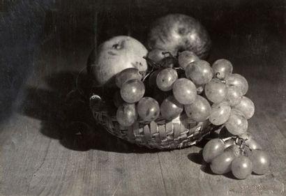 "VÉTROVSKÝ JOSEF (1897-1944) ""Still Life"", original photograph signed. Circa 1928,..."