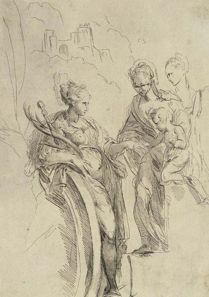ATTRIBUÉ À DONATO CRETI (CREMONA, 1671 - BOLOGNA, 1749)