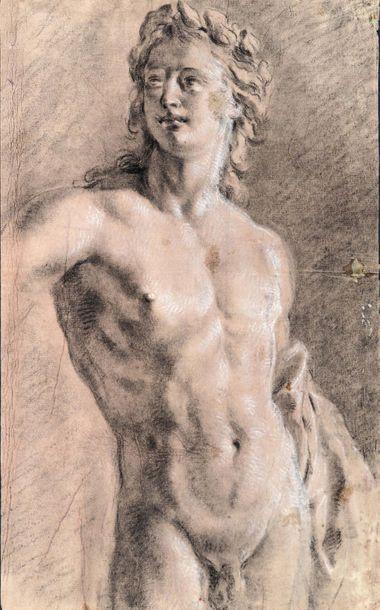 ENTOURAGE DE GIOVANNI BATTISTA PIAZZETTA (VENISE, 1682 - 1754)