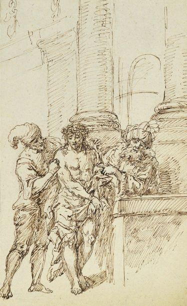 ATTRIBUÉ À FRANCESCO FONTEBASSO (VENISE, 1707 -1769)