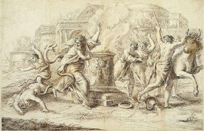 ATTRIBUÉ À LUIGI ADEMOLLO (MILAN, 1764 - FLORENCE, 1849)
