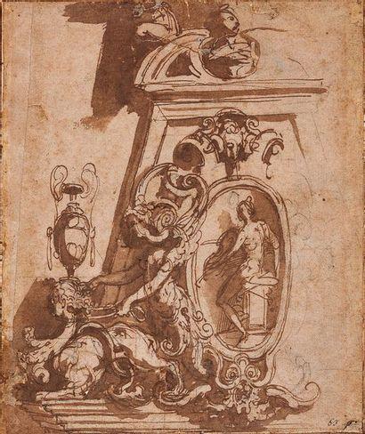 JACOPO ZANGUIDI DIT IL BERTOIA (PARME, 1544 - 1574)
