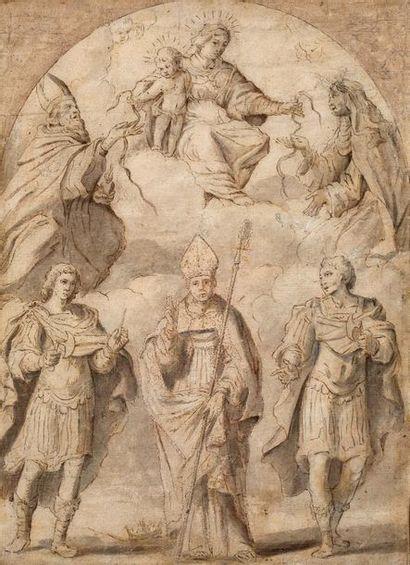 ÉCOLE ITALIENNE de la fin du XVIe siècle
