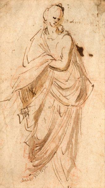 ATTRIBUÉ À JEAN-ERASME QUELLYN (ANVERS, 1634 - MALINES, 1715)
