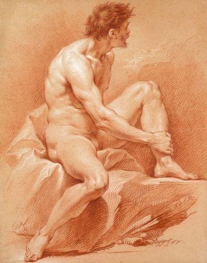 ATTRIBUÉ À JEAN-DENIS LEMPEREUR (PARIS, 1701 - 1779)
