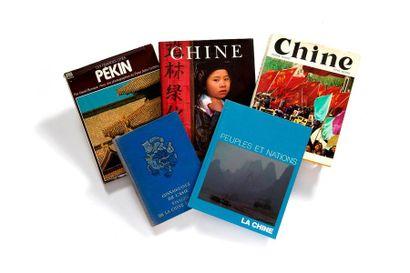 Lot de 5 livres comprenant Connaissance de...