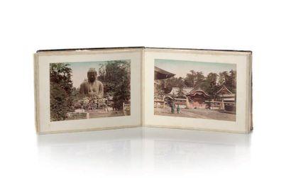 Japon, fin XIXe-début XXe siècle  Petit album...