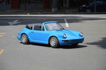AGOSTINI  Porsche 911 SC Kiddy pour enfant...