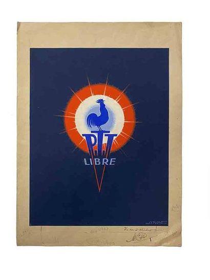ALEXIS KOW (1901 - 1978)  PTT Libre  Bon...