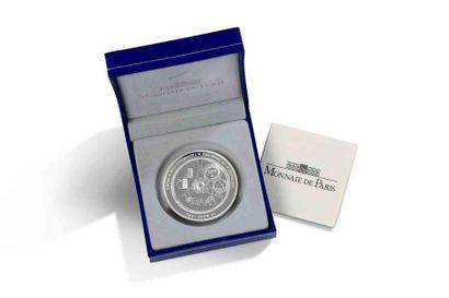 AUTOMOBILE CLUB DE FRANCE  Médaille du Centenaire...