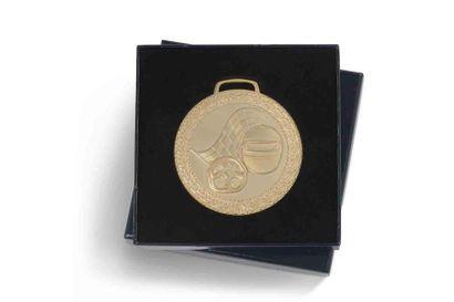 AUTOMOBILE CLUB DE L'OUEST  Médaille officielle...