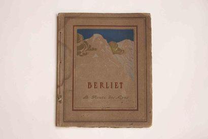 BERLIET  Catalogue Berliet