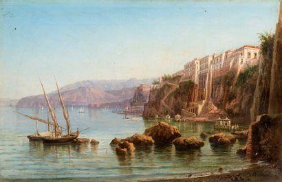 ACHILLE SOLARI (1835-1884)
