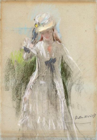 °18 BERTHE MORISOT (1841-1895)