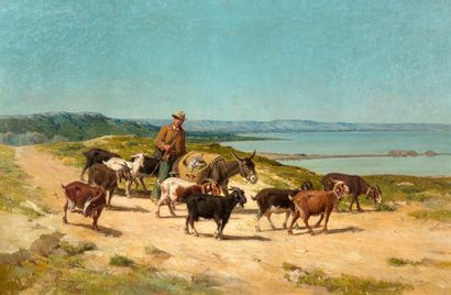 Théodore JOURDAN (1833-c.1906)