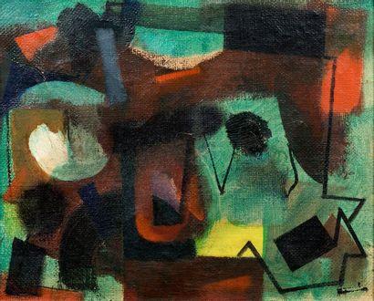 YOULA CHAPOVAL (1919 - 1951)