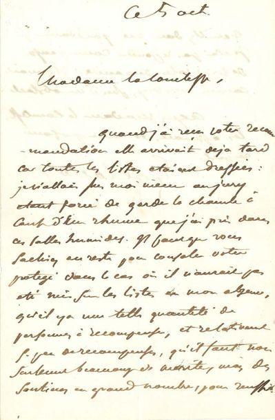DELACROIX Eugène (1798-1863)