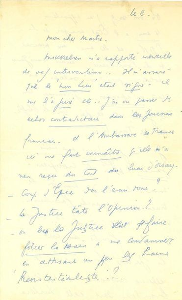 CELINE LOUIS-FERDINAND (1894-1961)