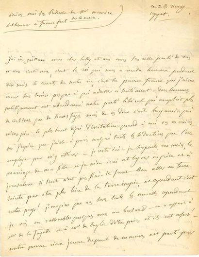 STAËL GERMAINE NECKER, BARONNE DE (1766-1817)