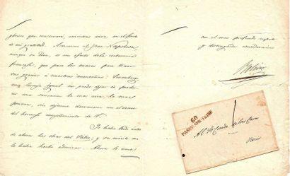 BOLIVAR Simon (1783-1830)<br/>El Libertador, le héros et le libérateur d'Amérique du Sud