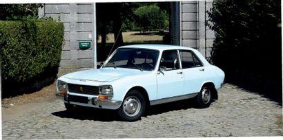 1970 - Peugeot 504 berline Véhicule vendu sans contrôle technique. Nous vous invitons...