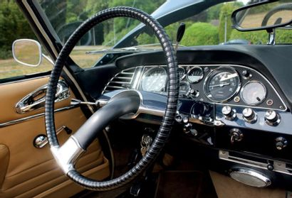 1966 - Citroën DS 21 Cabriolet Vehicle sold without technical inspection. We invite...