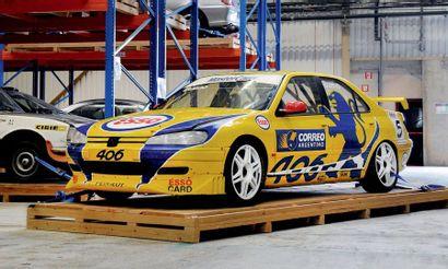 1998 - Peugeot 406 supertourisme Argentine
