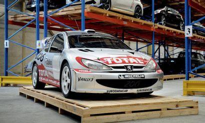1999 - Peugeot 206 WRC Show car