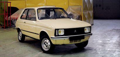 1977 - Citroën LN