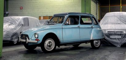 1972 - Citroën Dyane 6 We would like to inform buyers that this vehicle has been...