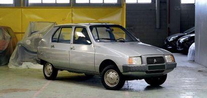1978 - Citroën Visa Club