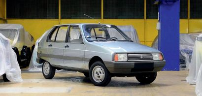 1983 - Citroën Visa 11 RE Série 2 We would like to inform buyers that this vehicle...