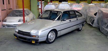 1983 - Citroën GSA X1 Nous informons les acheteurs que ce véhicule fut peu utilisé...