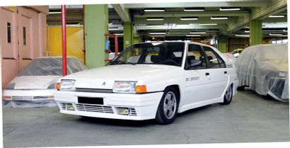 1986 - Citroën BX Sport