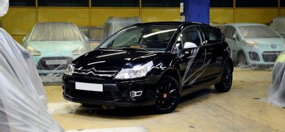 2009 - Citroën C4 VTS HDI « By Loeb » We would like to inform buyers that this vehicle...
