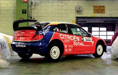 2004 - Citroën Xsara WRC Show Car Show car sold without registration title. We would...