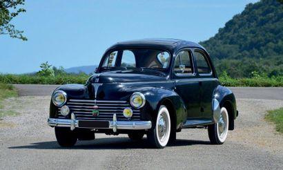1954 - Peugeot 203 Berline French registration title Chassis number: 1379177 Superb...