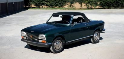 1974 - Peugeot 304 S Cabriolet