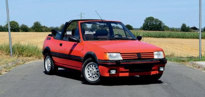1987 - Peugeot 205 CTI 1.6