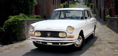1967 - Peugeot 404 coupé
