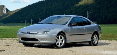 1999 - Peugeot 406 Coupé V6